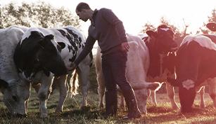 botas para tareas agrícolas