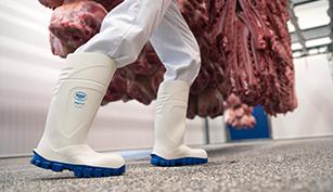 Comprar botas de trabajo industria alimentaria